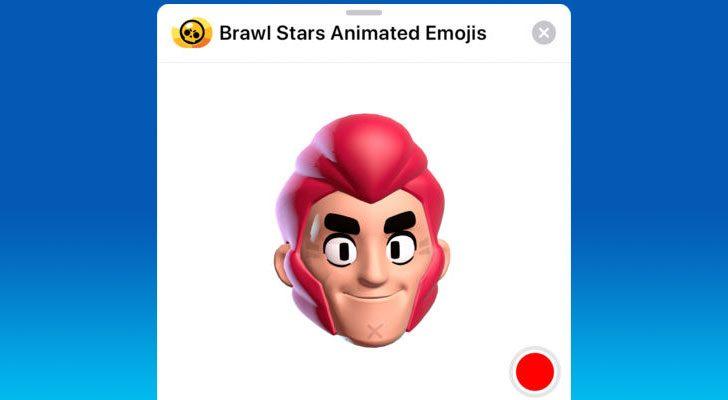 brawl stars animated emojis