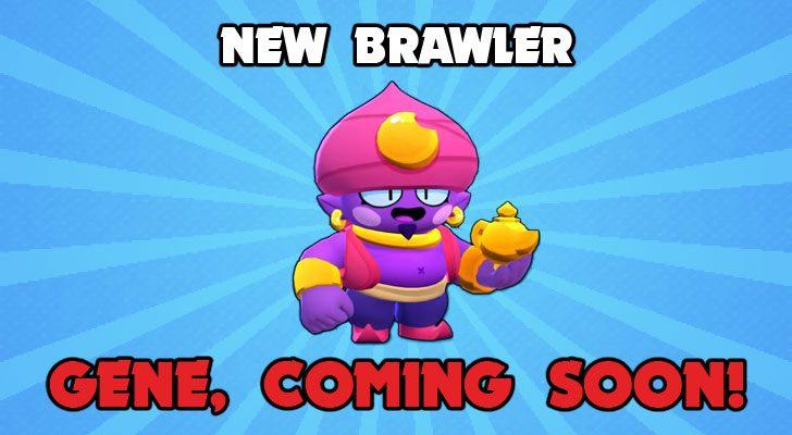 brawl stars new brawler gene